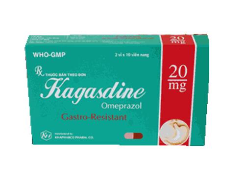 Kagasdine 20mg là thuốc gì