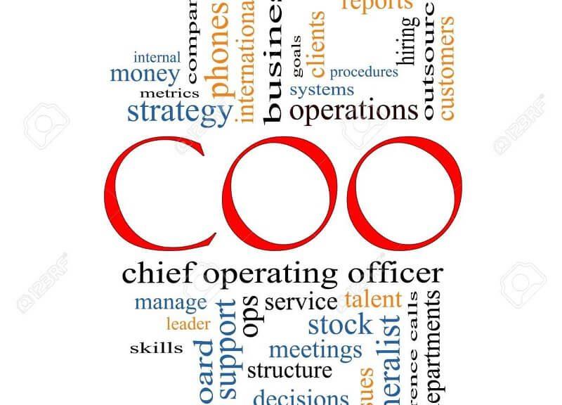 Chief operating officer là gì