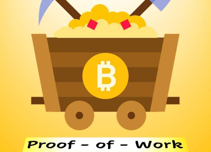 Proof of work là gì