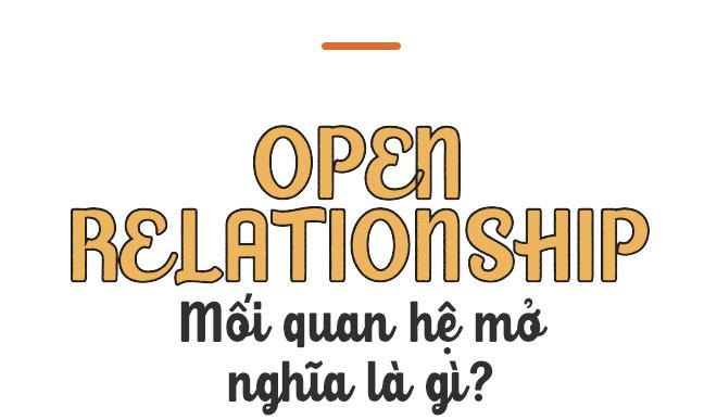 Open relationship là gì