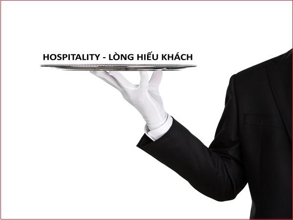 Hospitality là gì