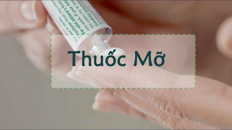 Thuốc mỡ là gì