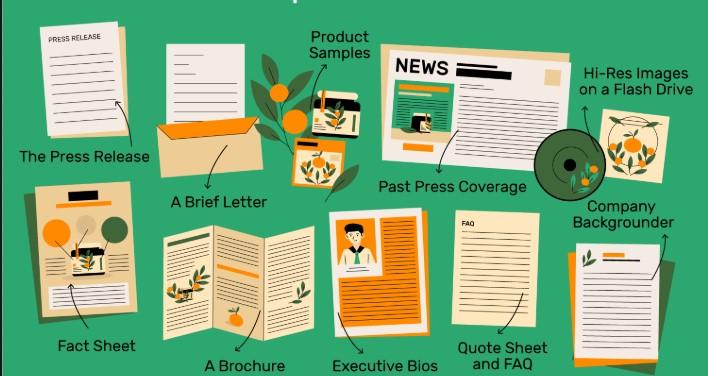 Press kit là gì