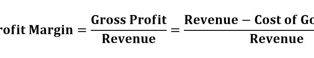 Gross margin là gì