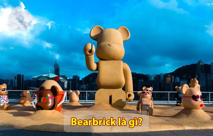 Bearbrick là gì