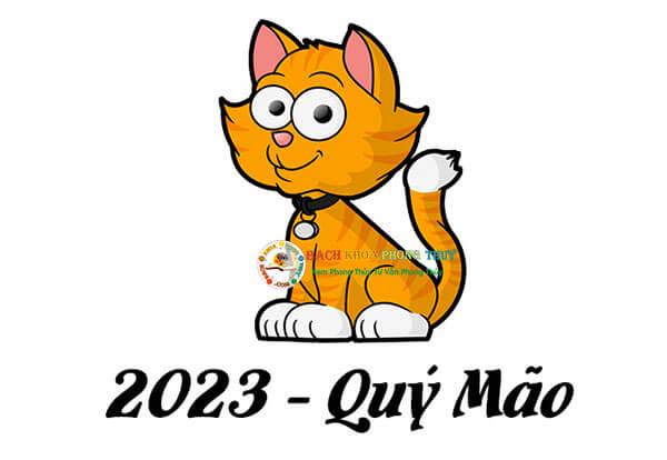 Năm 2023 là năm con gì