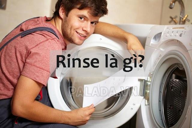 Rinse là gì
