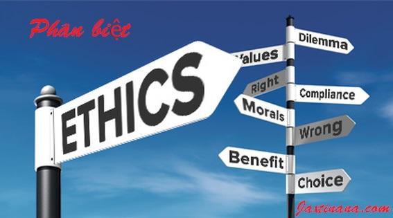 Ethics là gì