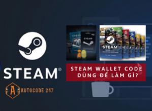 Steam wallet là gì