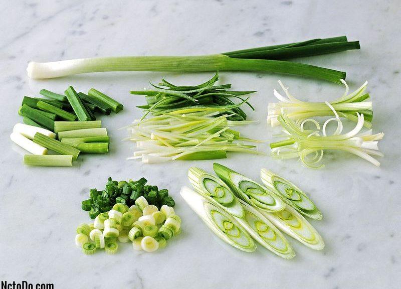 Spring onion là gì