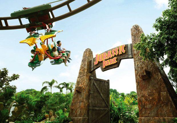 Theme park là gì