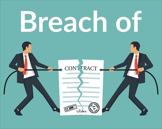 Breach of contract là gì