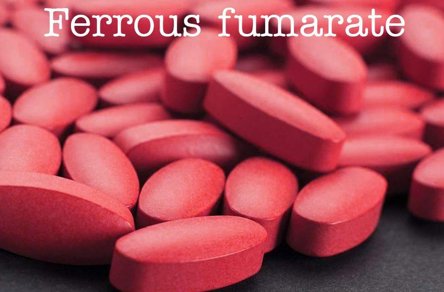 Ferrous fumarate là gì