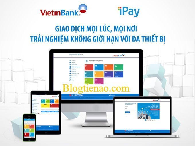 Vietinbank ipay la gì